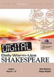Digital Daily Warm-Ups: Shakespeare Level 2 – Years 9–12