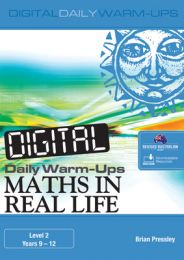 Digital Daily Warm-Ups: Maths in Real Life Level 2 - Years 9-12