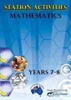 Station Activities Mathematics, Years 7-8