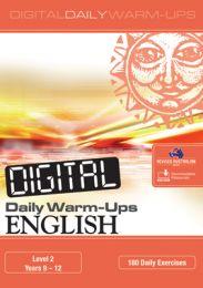Digital Daily Warm-Ups: English Level 2 – Years 9–12