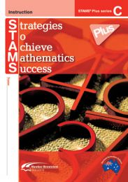 STAMS Plus Series C Student Book (Set of 5)