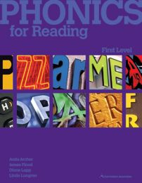 Phonics for Reading Student Book First Level