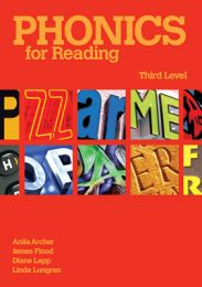 Phonics for Reading Student Book Third Level (Set of 5)