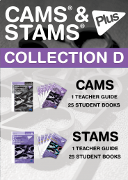 CAMS Plus & STAMS Plus Collection D