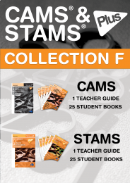 CAMS Plus & STAMS Plus Collection F