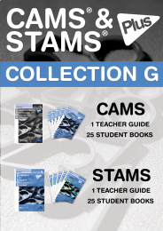 CAMS Plus & STAMS Plus Collection G