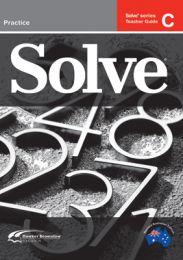 Solve Series C Teacher Guide