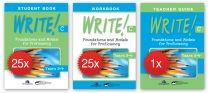 WRITE! Series Class Set C (Years 3-4)