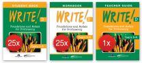 WRITE! Series Class Set D (Years 4-5)