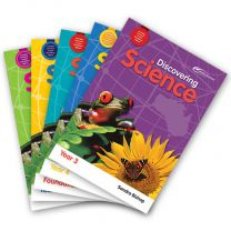 Discovering Science Pack: Foundation to Year 6