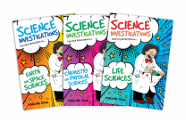 Science Investigations Set of 3