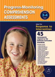 Progress-Monitoring Comprehension Assessments: Years 3-4