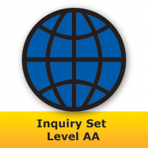 Sight Word Readers: Inquiry Set Level AA (Set of 16 - IWB Sets)
