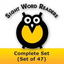 Sight Word Readers Complete Set of 47