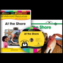 Sight Word Readers: At the Shore (IWB Set)