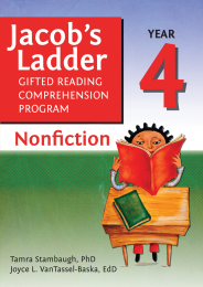 Jacob's Ladder Gifted Reading Comprehension Program: Nonfiction Year 4