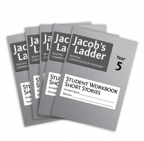 Jacob's Ladder Student Workbook: Year 5, Short Stories, 2nd Edition (Set of 5)