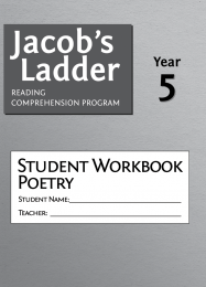 Jacob's Ladder Student Workbook: Year 5, Poetry, 2nd Edition