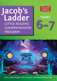 Jacob's Ladder Gifted Reading Comprehension Program, Years 6-7, 2nd Edition