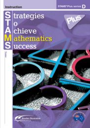 STAMS Plus Series D Student Book (Set of 5)