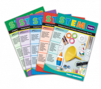 STEM Complete Set: Engaging Hands-On Challenges Using Everyday Materials