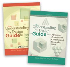 Understanding by Design Two-Book Set