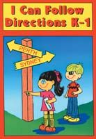 I Can Follow Directions (Years K-1)
