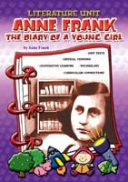 Literature Unit: Anne Frank, the Diary of a Young Girl (Years 6-8)