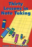 Thirty Lessons in Note Taking