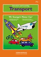 Literature and Learning: Transport (Years P-2)