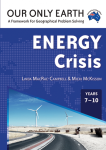 Our Only Earth: Energy Crisis