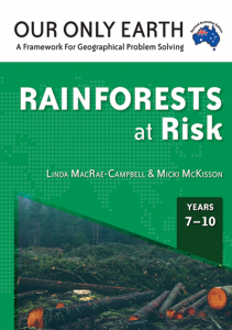 Our Only Earth: Rainforests at Risk