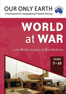 Our Only Earth: World at War (Years 7-10)