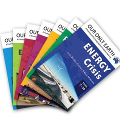 Our Only Earth: A Framework for Geographical Problem Solving (Set of 7 books)