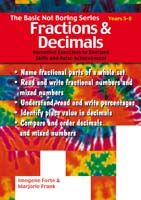 Basic Not Boring Series: Fractions and Decimals 5-8