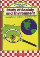 Learning Centre Activities: Study of Society and Environment 3-6
