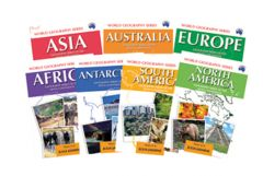 World Geography Series - Set of 7