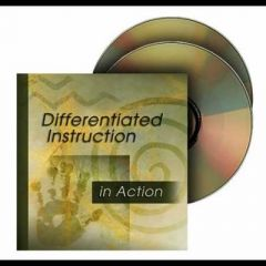 Differentiated Instruction in Action CD-ROM