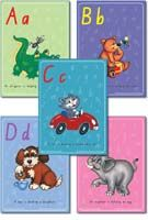 My First Alphabet Cards - QLD