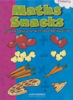 Maths Snacks: Problem- Solving Fun with Food Manipulatives