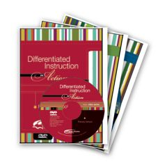 Differentiated Instruction in Action Video Series DVD Three Disc Series