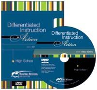Differentiated Instruction in Action 3 High School DVD