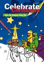 Fun to Colour and Do! Celebrate Christmas