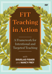 FIT Teaching in Action: A Framework for Intentional and Targeted Teaching (DVD)