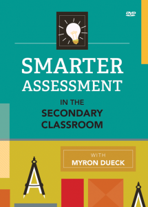 Smarter Assessment in the Secondary Classroom (DVD)