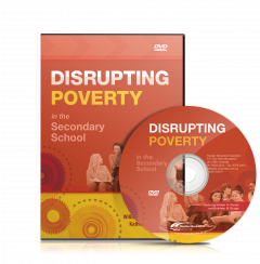 Disrupting Poverty in the Secondary School (DVD)