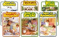 Poster: Environmental Set of 6