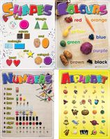 Poster: Ready to Learn - Set of 4