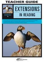 Extensions in Reading: Series A Teacher Guide