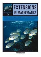 Extensions in Mathematics: Series G Student Book (Set of 5)